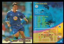Leicester City Tony Cottee England A9
